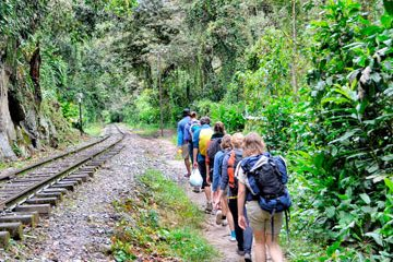 Inka Jungle Trail to Machupicchu de 4D/3N